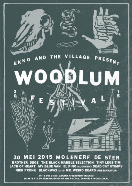 poster-Woodlum_compleet_TheThingsWeAre